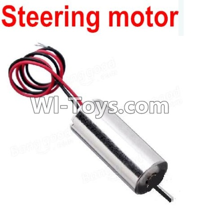 Wltoys A989 RC Car Parts-Steering motor with Red and Black Wire,Wltoys A989 Parts