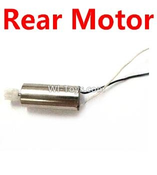 Wltoys A989 RC Car Parts-Rear Motor with Black and White Wire,Wltoys A989 Parts