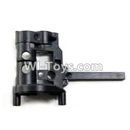 Wltoys A989 RC Car Parts-Upper motor cover for the Rear motor,Wltoys A989 Parts