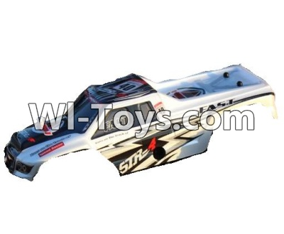 Wltoys A999 RC Car Parts-Body Shell cover Parts-White,Wltoys A999 Parts