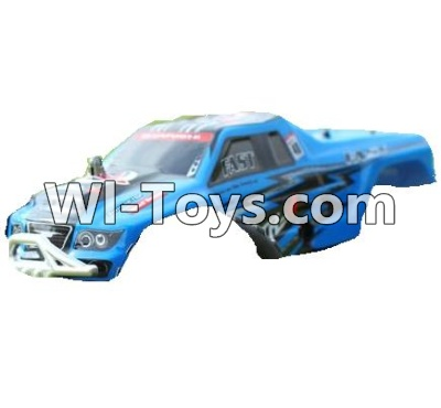 Wltoys A999 RC Car Parts-Body Shell cover Parts-Blue,Wltoys A999 Parts