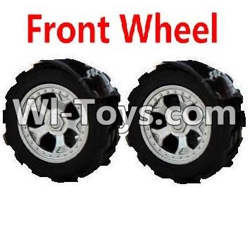 Wltoys A999 RC Car Parts-Front Wheel Parts-2pcs,Wltoys A999 Parts