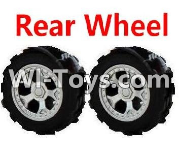 Wltoys A999 RC Car Parts-Rear Wheel Parts-2pcs,Wltoys A999 Parts