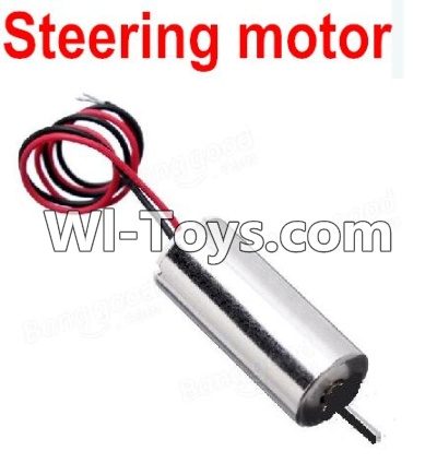 Wltoys A999 RC Car Parts-Steering motor with Red and Black Wire,Wltoys A999 Parts