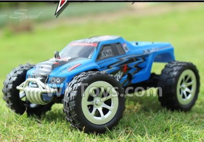 Wltoys A999 RC Car Parts-BNF-Blue(Only the whole A999 Car,Include the Battery,Not include the Transmitter,USB Charger)