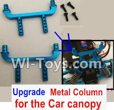 Wltoys K929 Upgrade Parts-Upgrade Metal Column for the Body Shell Cover Parts-2pcs