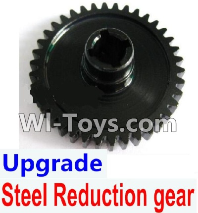 Wltoys K929 Upgrade Parts-Upgrade Steel Reduction gear-Black,Wltoys K929 Parts