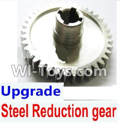 Wltoys K929 Upgrade Parts-Upgrade Steel Reduction gear-Silver,Wltoys K929 Parts