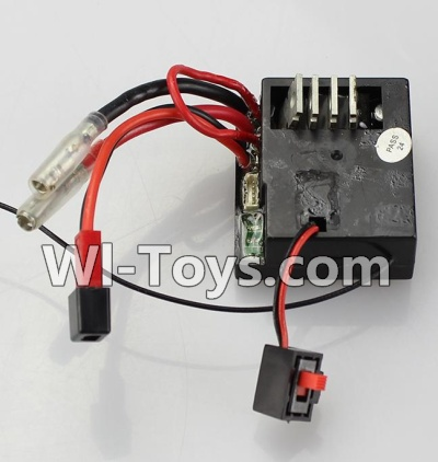 Wltoys K929 RC Car Parts-Receiver box,Receiver board,Wltoys K929 Parts