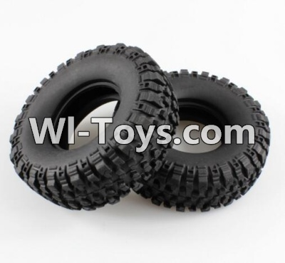 Wltoys 10428-C RC Car Parts-Tire lether(2pcs),Wltoys 10428-C Parts