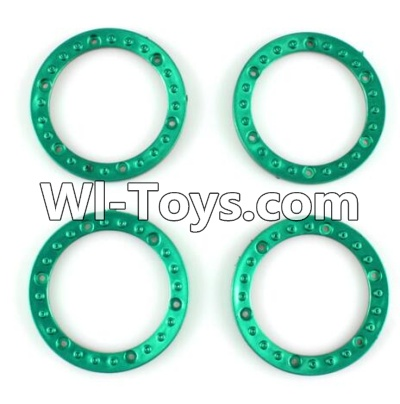 Wltoys 10428-C RC Car Parts-Tire positioning ring(4pcs),Wltoys 10428-C Parts