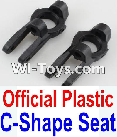 Wltoys 10428-C RC Car Parts-C-Shape Seat Parts-2pcs,Wltoys 10428-C Parts