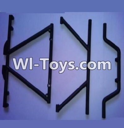 Wltoys 10428-C RC Car Parts-Middle Rollcage C and D,Wltoys 10428-C Parts