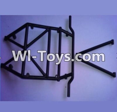 Wltoys 10428-C RC Car Parts-Middle Rollcage A and B,Wltoys 10428-C Parts