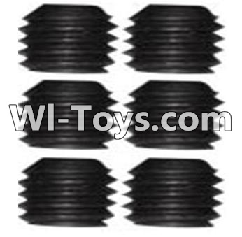 Wltoys 10428-C RC Car Parts-A929-86 Jimi Screws Parts-M3X5-Black zinc plated(6PCS),Wltoys 10428-C Parts