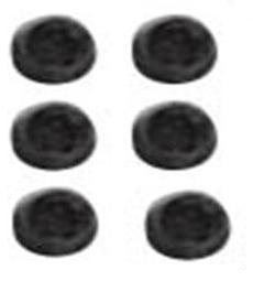 Wltoys 10428-C RC Car Parts-A929-91 Jimi Screws Parts-M3X3-Black zinc plated(6PCS),Wltoys 10428-C Parts