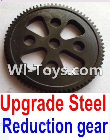 Wltoys 10428-C RC Car Parts-The first level Upgrade Stell Reduction gear,Wltoys 10428-C Parts