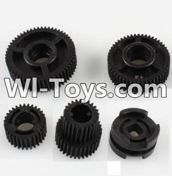 Wltoys 10428-C RC Car Parts-The reduction gear,Wltoys 10428-C Parts