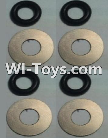 Wltoys 10428-C RC Car Parts-Flat Washer(Total 4set,8pcs),Wltoys 10428-C Parts