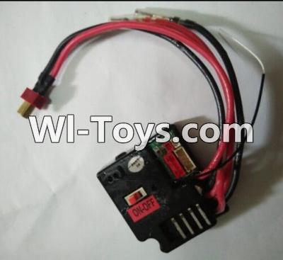Wltoys 10428-C RC Car Parts-Receiver board,Wltoys 10428-C Parts