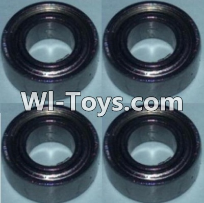 Wltoys 10428-C RC Car Bearing Parts(5X10X4)-4pcs,Wltoys 10428-C Parts
