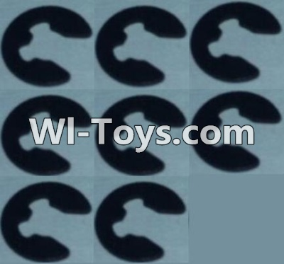 Wltoys 10428-C RC Car Parts-E Shape Buckle Parts(8pcs),Wltoys 10428-C Parts