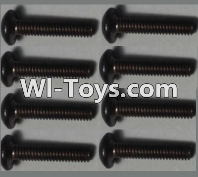 Wltoys 10428-C RC Car Parts-Pan head inner hexagon Screws Parts-M2.5X12-(8pcs),Wltoys 10428-C Parts