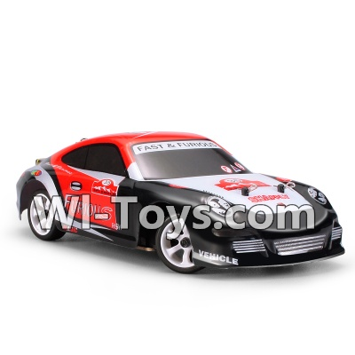 Wltoys K969 RC Car Parts-BNF(The whole Car,Include the Battery,No Transmitter Parts,No Charger)