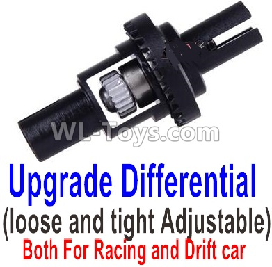 Wltoys K999 Upgrade Differential(loose and tight Adjustable)-Both For Racing and Drift car,Wltoys K999 Parts