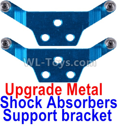 Wltoys P929 Upgrade Metal Shock Absorbers Support bracket(2pcs),Wltoys P929 Parts