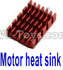 Wltoys K999 Upgrade Motor heat sink,Wltoys K999 Parts