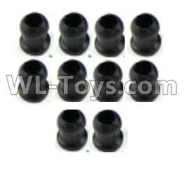 Wltoys P929 Plastic ball head parts(10pcs)-P929-44,Wltoys P929 Parts