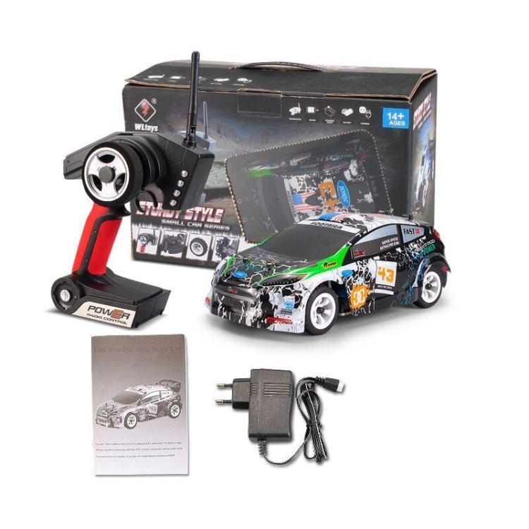 Wltoys K989 RC Car Wltoys K989 RC Car Parts-High speed 1/28 1:28 Full-scale rc racing car
