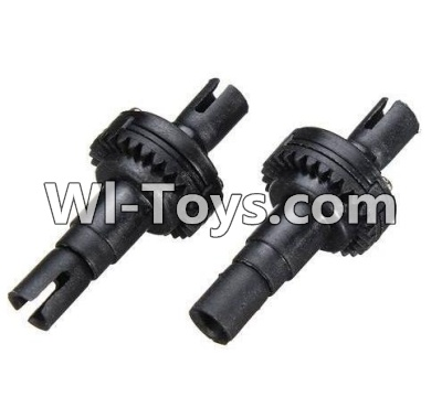 Wltoys K999 RC Car Parts-Differential Box Parts-2pcs,Wltoys K999 Parts