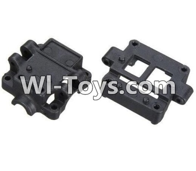 Wltoys K999 RC Car Parts-Upper and Bottom Gearbox,Wltoys K999 Parts