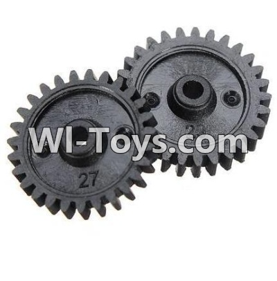 Wltoys K999 RC Car Parts-Reduction gear Parts-2pcs,Wltoys K999 Parts