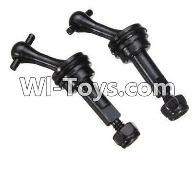 Wltoys K999 RC Car Parts-Metal drive shaft Dog Bone Parts-2pcs,Wltoys K999 Parts