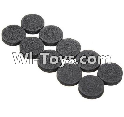 Wltoys K999 RC Car Parts-Car shell washer(10pcs),Wltoys K999 Parts