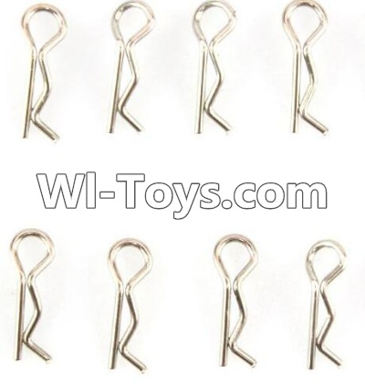Wltoys K999 RC Car Parts-R-type pin(8pcs),Wltoys K999 Parts