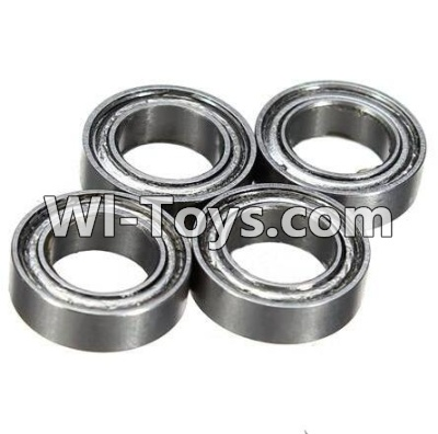 Wltoys K999 RC Car Bearing Parts(6X10X3mm)-4pcs,Wltoys K999 Parts