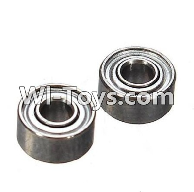 Wltoys K999 RC Car Bearing Parts(2X5X2.5mm)-2pcs,Wltoys K999 Parts