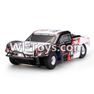 Wltoys K999 RC Car Parts-BNF(The whole Car,Include the Battery,No Transmitter Parts,No Charger)