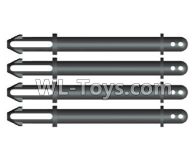 Wltoys L219 RC Car shell column((4pcs)-Can only be used for L219-1552,Wltoys L219 Parts
