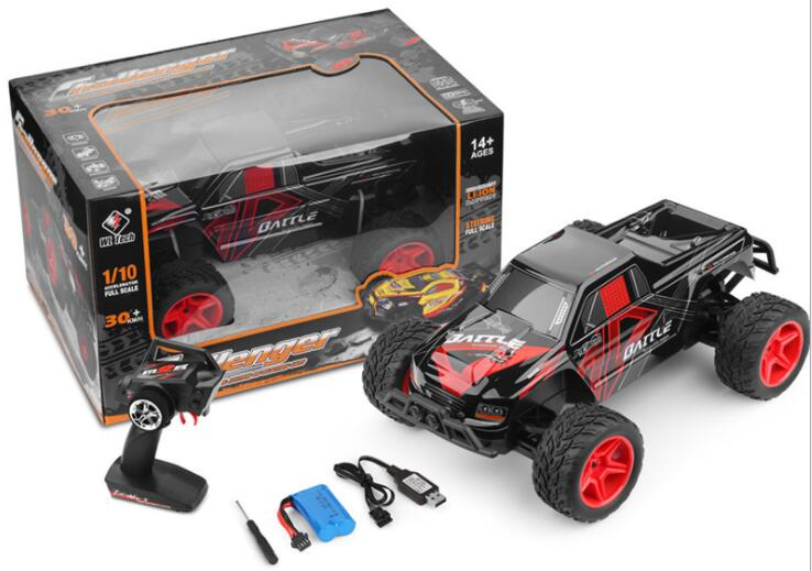 Wltoys L219 RC Car Parts-RC Monster Truck,Wl tech L219 1/10 1:10 4WD remote control cross-country rock crawler Wltoys-Car-All