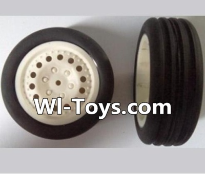Wltoys L303 RC Car Parts-Front wheel-(2pcs),Wltoys L303 Parts