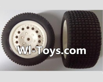 Wltoys L303 RC Car Parts-Rear wheel-(2pcs),Wltoys L303 Parts