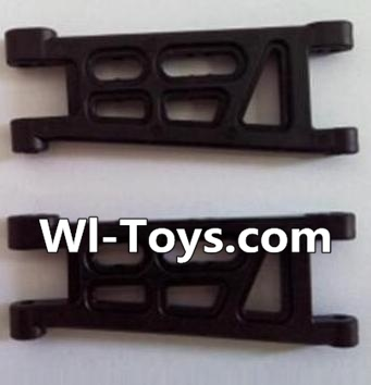 Wltoys L303 RC Car Parts-Front Swing Arm Parts,Front Suspension Arm-(2pcs),Wltoys L303 Parts