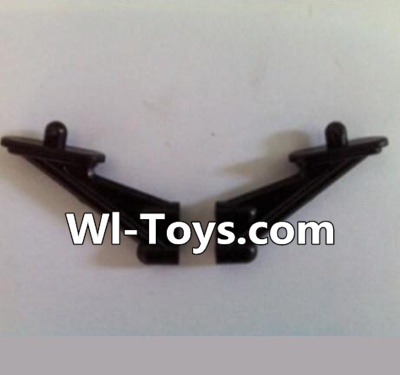 Wltoys L303 RC Car Parts-Tail support frame-(2pcs),Wltoys L303 Parts