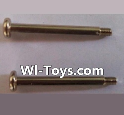 Wltoys L303 RC Car Parts-Steering pin(2pcs)-3x31mm,Wltoys L303 Parts