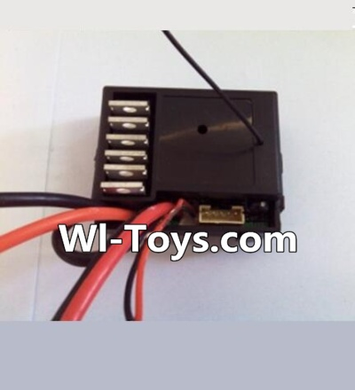 Wltoys L303 RC Car Parts-2.4G Receiver board Parts,Circuit board,Wltoys L303 Parts